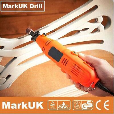 40pcs Drill Hobby Craft Mini Drill Grinder Multi tool Rotary Tool Set 135W HD06 6