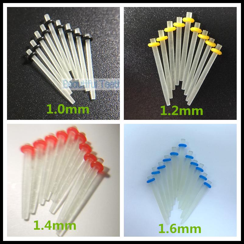 3M RelyX ESPE Dental Glass Fiber Post Quartz Root Canal Pin 1.1mm 1.3mm 1.6mm1.9 3