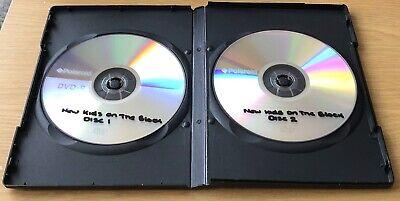 NEW KIDS ON THE BLOCK Rare TV Footage DVD (1989-1991) NKOTB (Region 2) 2