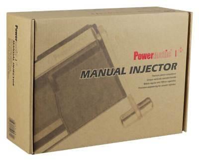 Powermatic I + Manual Cigarette Injector Machine 2