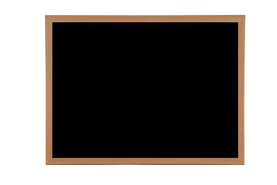 Blackboard Magnetic Small Or Large Wooden Framed Office Notice Menu Chalk Board 4