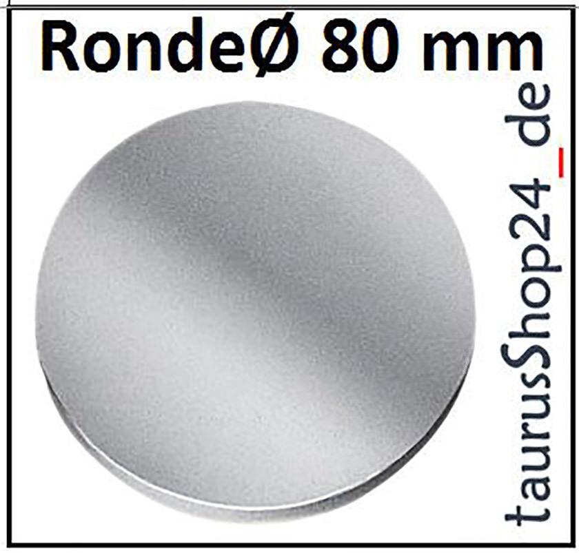 ALU Ronde Ø80x3mm 0Loch 1433 Aluscheibe AR80//0//3,0 mm   taurusShop24.de