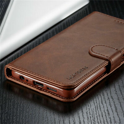 For Samsung Galaxy A70 A50 A40 30 A10 PU Leather Magnetic Wallet Flip Case Cover 8
