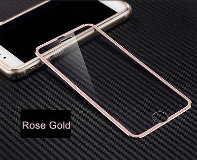 film protection écran VITRE EN VERRE TREMPE Intégral 3D iPhone 7,6,6S,8 Plus X 9