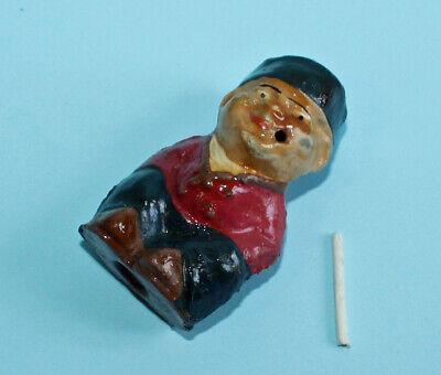 Alt Raucherfigur magische Zigarette Russe Magic Cigarettes Cossack Scherzartikel 6