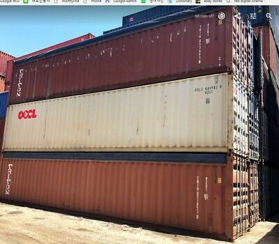 45' HC Shipping Container / 45ft Cargo Worthy Container in Minneapolis, MN 5