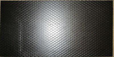 10 plaques auto adhesive de goudron insonorisant 250 x 500 x 2 mm 2