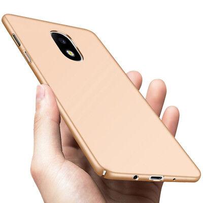 For Samsung Galaxy J7 J5 J3 Pro Luxury Ultra-thin Hard PC Slim Back Case Cover 3
