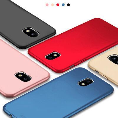For Samsung Galaxy J7 J5 J3 Pro Luxury Ultra-thin Hard PC Slim Back Case Cover 6
