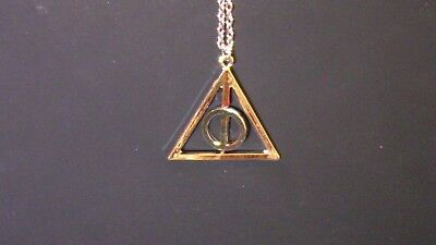 James Potter Wand w/ FREE Deathly Hallow Necklace 2