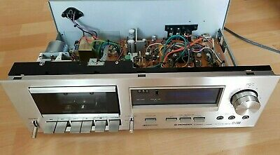 Riemen-Set für PIONEER CT-520 Kassettendeck Cassette Tape Deck Rubber Belt-Kit