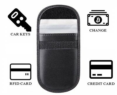 Streetwize Theft Security Block Keyless Car Key Signal Blocker Pouch Case Wallet 3