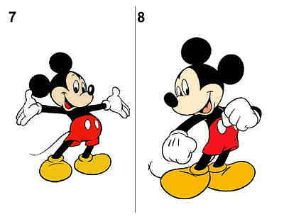 120 mickey mouse disney return address labels many choices 4 99