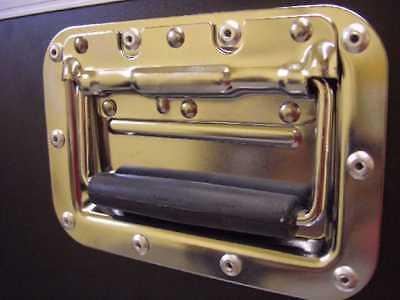 ROADINGER Universal Transport Flight Case 60 x 40 x 43 cm Truhen Kabel Kiste Box