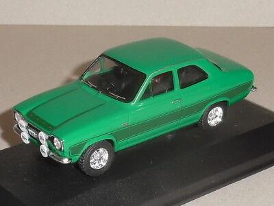 Ford Granada 3,0 Ghia grün RHD 1:43 Vanguards Modellauto VA05212