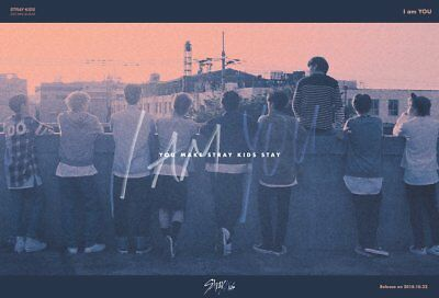 Stray Kids-[I Am You]3rd Mini Album You Ver CD+Poster+etc+Gift+Tracking
