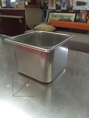 2 Liter Gelato Pan [Set of 6] 4