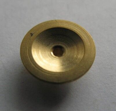 Brass Clock Hand Retaining Washer - 13mm - Turned Single Washer 2