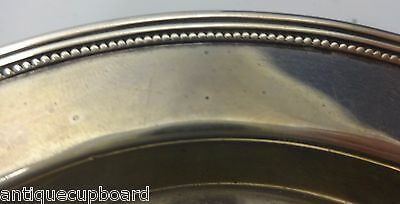 Old Newbury by Towle Sterling Silver Butter Plate with Knife Rest (#0490) 3