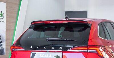 CUP Dachspoiler Ansatz für Skoda Kodiaq MK1 Sportline Heck Aufsatz Spoiler V1