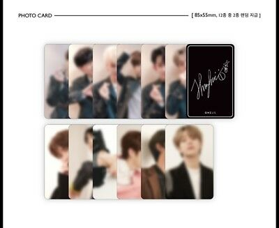K-POP ONEUS 1st Mini Album [LIGHT US] CD+Booklet+2p Photocard+Message+Sticker 6