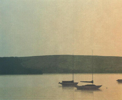 RUSSELL CHATHAM, Original lithograph, Still Evening at Tomales Bay, S/N/D 7