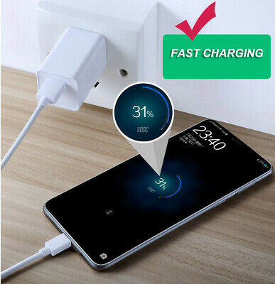 Fast Charging USB Type-C Charger Adapter Cable Cord For OPPO R17 Pro Find X R17 3