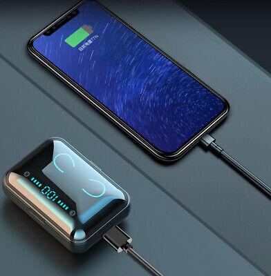 Bluetooth 5.0 Earbuds Wireless Earphones TWS Stereo Deep Bass in-Ear Headphones 6