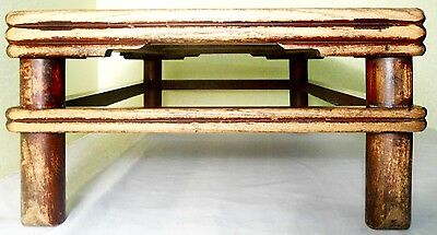 Antique Chinese Ming Kang Table (2651), Circa 1800-1849 6