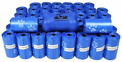 Dog Poop Bags for Pet Waste, Clean Up Refills on a Roll (Variety Sizes & Colors) 3