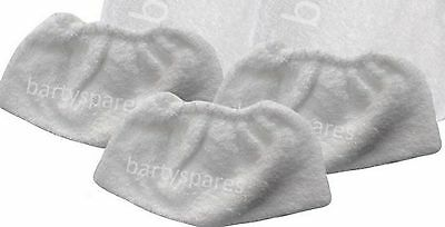 for KARCHER Steam Cleaner Hand Tool Terry Cloth Covers K1102 K1105 K1201 K1405 3
