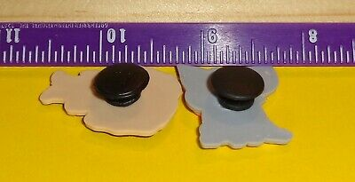 Large Donkey Shoe Charms Shoe Buttons Plugs Decoration Cake Toppers  auction 2