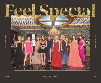 Twice-[Feel Special]8th Mini Album CD+Poster+PhotoBook+Lyric+Card+Pre-Order+Gift 12