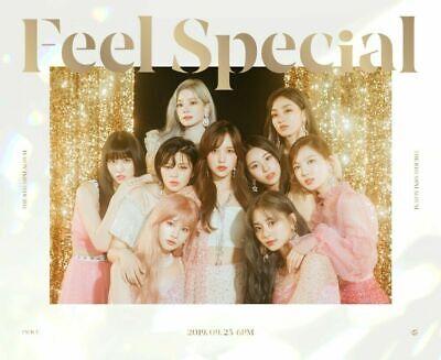 Twice-[Feel Special]8th Mini Album CD+Poster+PhotoBook+Lyric+Card+Pre-Order+Gift 5