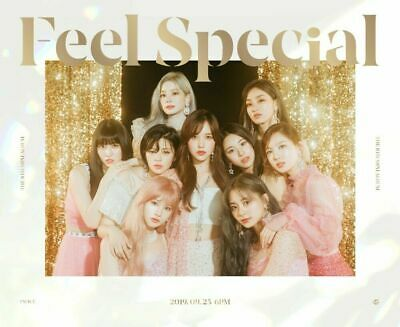 US SHIPPING Twice Feel Special Album CD+Poster+Book+Lyric+Card+PreOrder 5