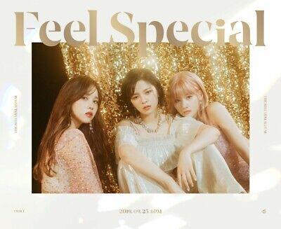 Twice-[Feel Special]8th Mini Album CD+Poster+PhotoBook+Lyric+Card+Pre-Order+Gift 6