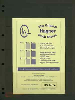 Hagner Single Sided Stamp Album Stock Pages 5