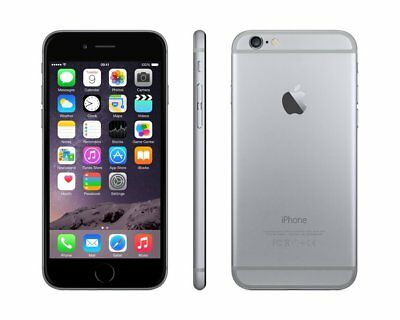 Apple iPhone 6 - 64GB - Grey - Factory Unlocked; AT&T / T-Mobile / Global 4