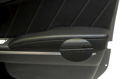 Door Armrest Leather Synthetic Cover for Dodge Charger 11-19 Black 5