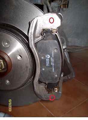 Caches Etriers Freins Mercedes BRABUS Noir Grande Taille (Avant / Arrière) 4