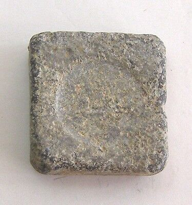 ANCIENT ROMAN BYZANTINE BRONZE WEIGHT stamp image #AR77-83