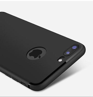 Antichoc amorti coque case protection mat iPhone 6s 7 8 Plus X XR XS Max 11 Pro 2