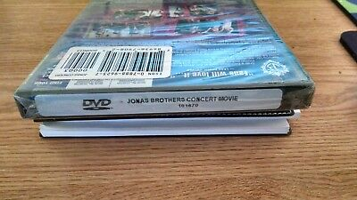 Jonas Brothers:The Concert Experience ~ DVD 2009 (BN) 3