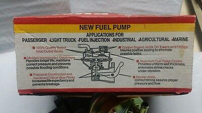 41201 Mechanical Fuel Pump PONTIAC V8  OLDS BUICK PONTIAC