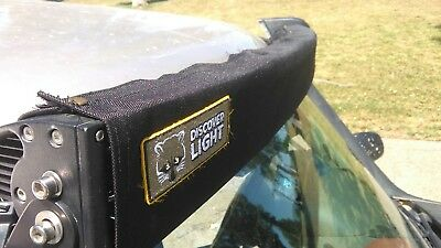 """Off Road, 4x4 Protect led light bar, funda protectora barra de led de 52"""" a 22"""" 3"""
