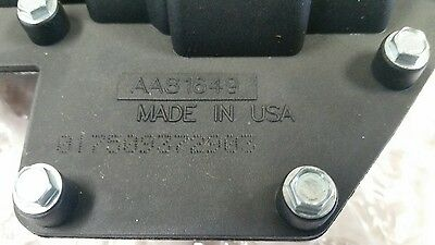 John Deere OEM part # AA81649 planter row command shut off clutch pro series