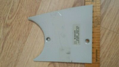 Singer Sewing Machine Panel Etc As You See It (Bargain) 2