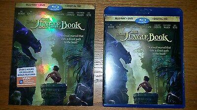 Disney, The Jungle Book (Blu-ray/DVD, 2016, Includes Digital Copy) 3