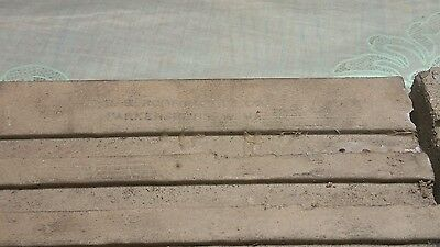 4 Old Architectural Sample U S Roofing Tile s CO Clay Parkersburg West Virginia 3
