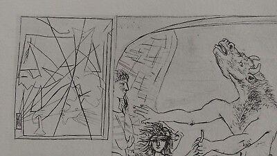 Picasso. Suite Vollard. Edición alemana de 1956. 6